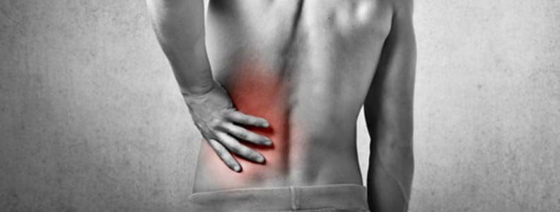 Ryggsmerter og ryggbehandling