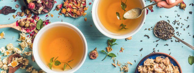 Te og urter